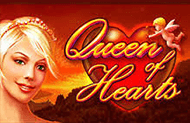 Бонусы в аппарате Queen Of Hearts